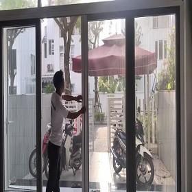 Lắp đặt hệ thống chống muỗi tuyệt đối cho nhà ở