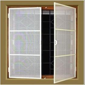 Lý do giúp cửa lưới chống muỗi dạng mở thích hợp với mọi không gian