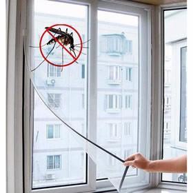 Cửa lưới chống muỗi bảo vệ con người khỏi dịch sốt rét