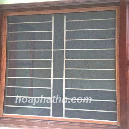 Lắp đặt cửa lưới chống muỗi tại Nguyễn Lương Bằng