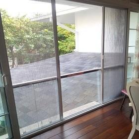 Hoàn thiện nội thất với cửa lưới chống muỗi tại Hà Giang