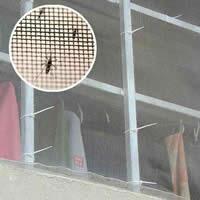 Những lý do nên sử dụng cửa lưới chống côn trùng inox