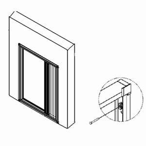 Hướng dẫn lắp đặt cửa lưới chống muỗi cho cửa sổ