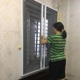 Đừng để phải nhập viện vì không trang bị cửa lưới chống muỗi